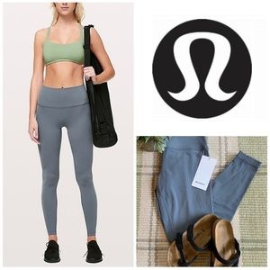 "Lululemon Align Pant 28"" Yoga Workout Tights Nulu"